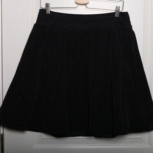 Anthro Corduroy Skirt